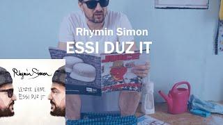 Rhymin Simon - Essi Duz it