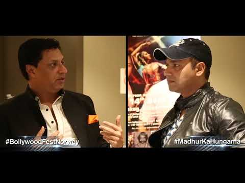 Madhur Bhandarkar On His Upcoming Next, Nepotism & Lot More   Bollywood Fest Norway