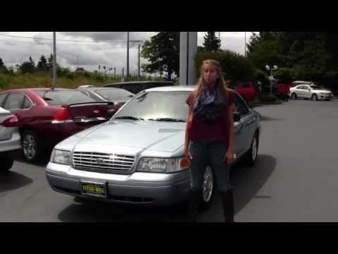 Virtual Walk Around Tour of a 2005 Ford Crown Victoria at Titus Will Ford in Tacoma