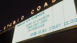 LIVE BD/DVD「BUMP OF CHICKEN PATHFINDER LIVE AT STUDIO COAST」スポット