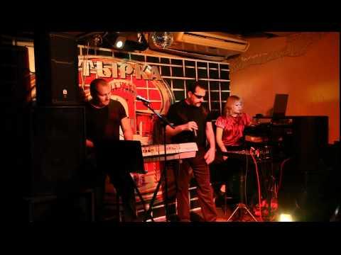 3 Группа Бутырка в трактире Бутырка май 2012