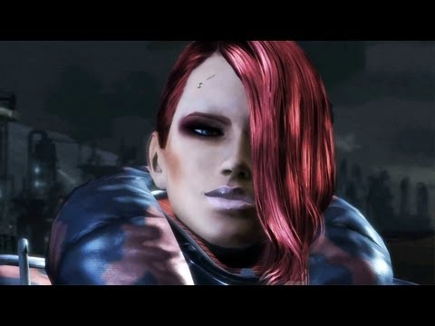 metal gear rising revengeance quotmistralquot boss fight video