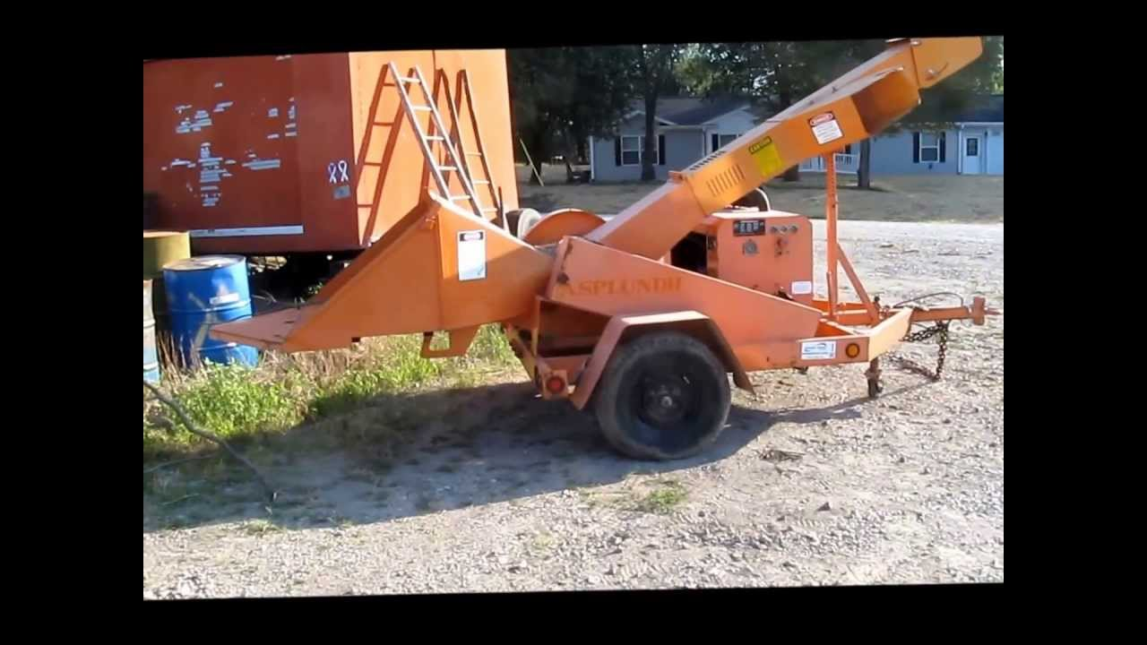 Altec Whisper Wood Chipper For Sale Sold At Auction