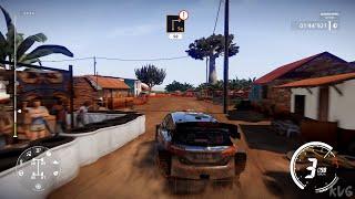 WRC 9 FIA World Rally Championship - Ntulele (Safari Rally Kenya) - Gameplay (PC HD) [1080p60FPS]