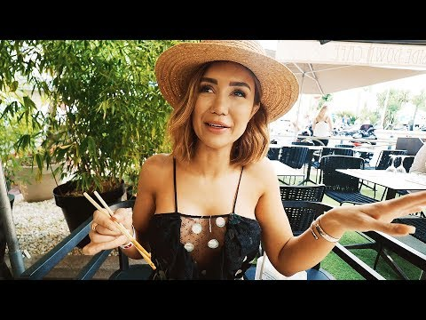 THE BEST PARTY BEACH IN CANNES! - VLOG 113