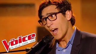 Eminem  Lose Yourself | Vincent Vinel | The Voice 2017 | Blind Audition