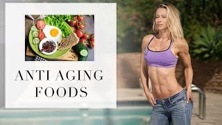 ANTI AGING FOODS - Coffee Talk with Z