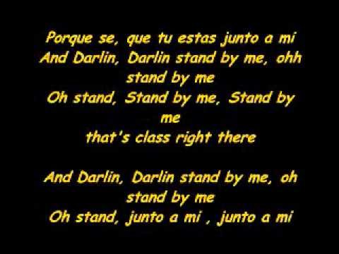 prince royce stand by me lyrics and song