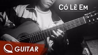 Có Lẽ Em - Bích Phương | Guitar Solo - ( Q Guitar )