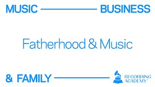 Music Business & Family: Fatherhood & Music Dives Deep Into Balancing Kids, Career & A Pandemic