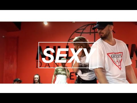 """SEXY"" - TANK | DAYAN RAHEEM Choreography"