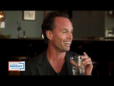 Actor Walton Goggins Is Helping Bring Liquor To Los Angeles | Frank Buckley Interviews