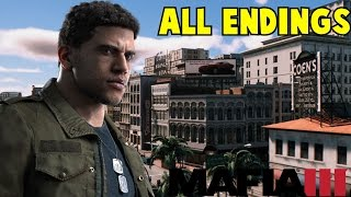 Mafia 3 All Endings Mp3