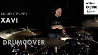 Xavi - Snarky Puppy - Drum Cover #newmusicfriday