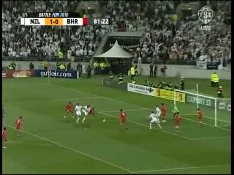 New Zealand vs Bahrain (1-0) 2nd Half Highlights