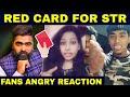 RED CARD for Simbu ? Simbu Fans Angry Reaction | STR | Hot Tamil Cinema News