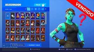 DID I REALLY SELL MY FORTNITE ACCOUNT?