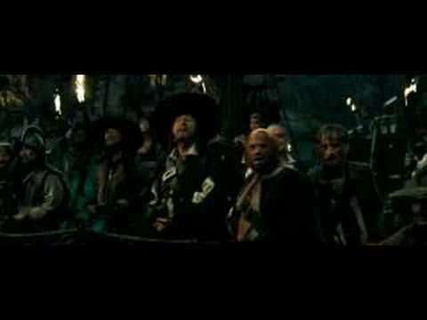 Trailer do filme Piratas do Caribe: no fim do mundo