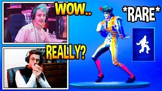 """Streamers React To *RARE* """"BONELESS EMOTE"""" Coming Back! Fortnite FUNNY & EPIC Moments"""