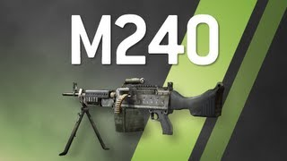 M240 - Modern Warfare 2 Multiplayer Weapon Guide