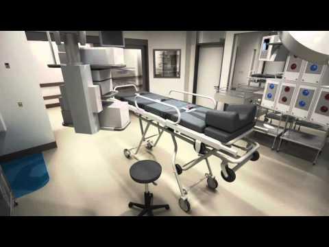 Perth Children's Hospital fly-through