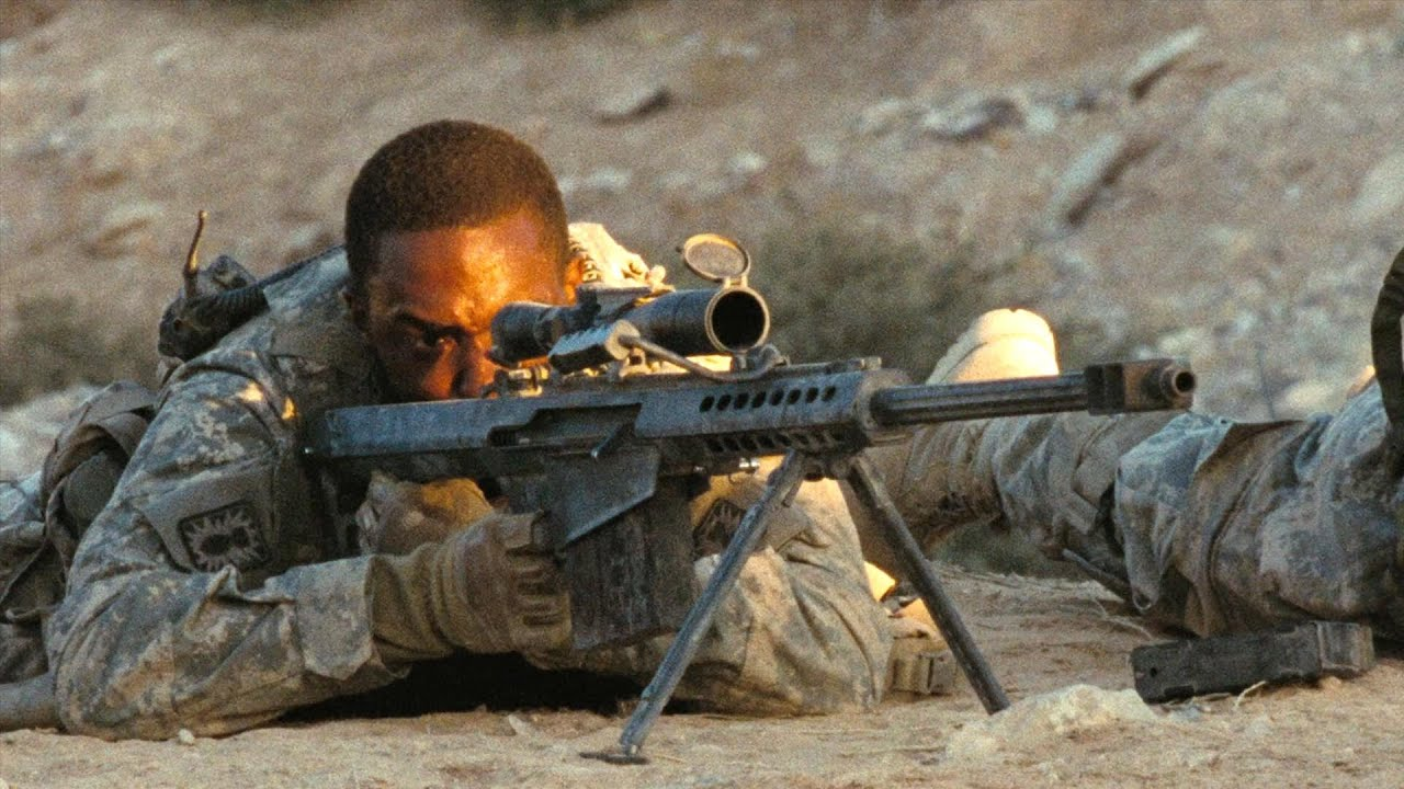 說實話,這是我看過的最真實的狙擊電影,幾乎接近實戰,太過癮了