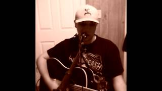 """Ballad of Boot Hill"" Johnny Cash Cover"