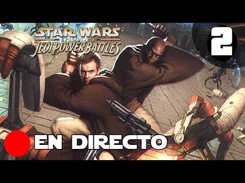 Star wars Jedi Power Battles - Campaña 2 - Jeshua Revan