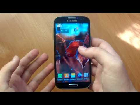 Samsung GALAXY S4 Black Edition - обзор