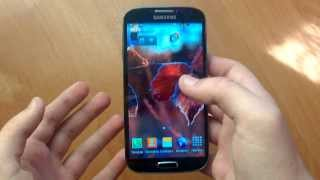 Samsung GALAXY S4 Black Edition - обзор