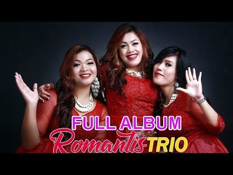 FULL ALBUM ROMANTIS TRIO [ NONSTOP LAGU ROMANTIS TRIO FULL ALBUM]
