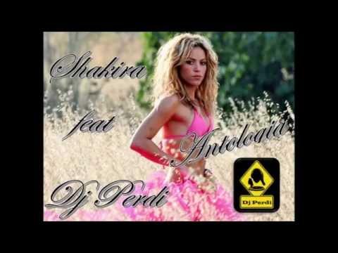 Shakira Feat Dj Perdi - Antología Bachata Version