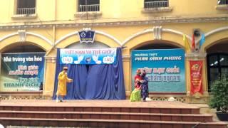Chương trình đầu tuần PĐP 11Q1 - 11Q2: Hoàng tử Việt Nam