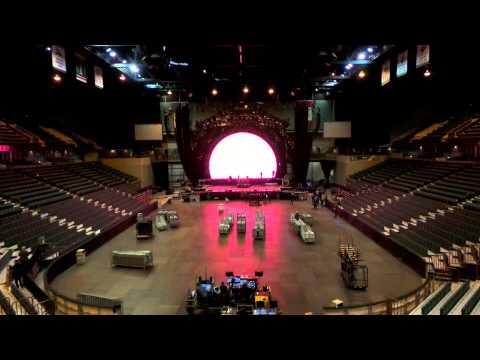 Nickelback - No Fixed Address - Concert Timelapse