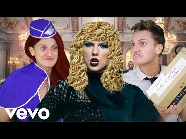 Taylor Swift - Look What You Made Me Do (PARODY)