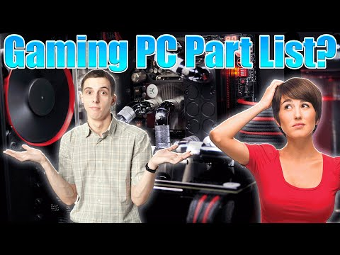 How To Choose Components For A Gaming PC | Part List Guide