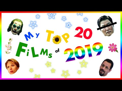 My Top 20 Films of 2019