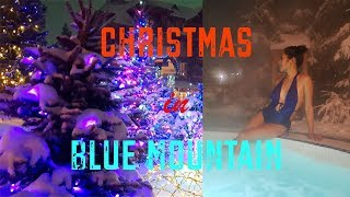 Christmas Day in Blue Mountain - Travel with Arianne - Travel Canada episode #16
