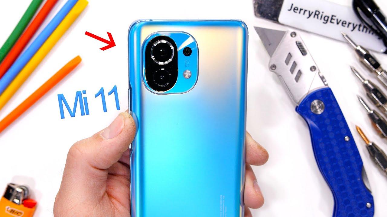 Is the Xiaomi Mi 11 Pretending? - Durability Test!