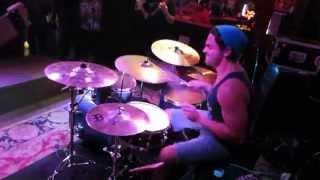 oneironaut drum cam drum soloculminate live