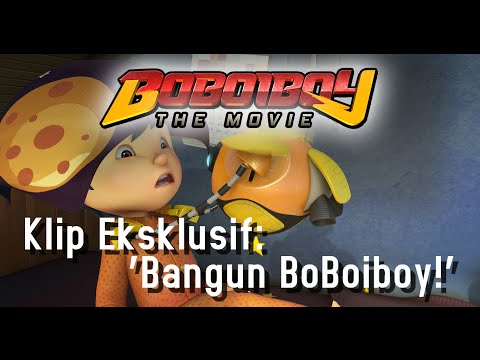 BoBoiBoy The Movie Klip Eksklusif: Bangun BoBoiBoy! (Di Pawagam 3 Mac 2016)