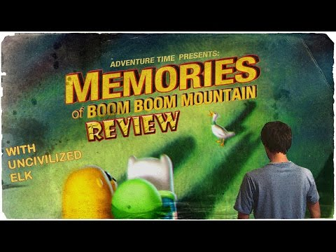 Adventure Time Review: S1E10 - Memories of Boom Boom Mountain