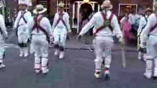 The (1st) First Of June - Morris Dance (Chanctonbury Ring)