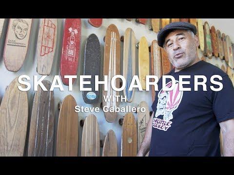 Rare 60s-80s Skateboard Collection   SkateHoarders: Steve Caballero