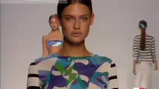 "Fashion Show ""Emilio Pucci"" Spring Summer 2006 Milan 1 of 4 by Fashion Channel"