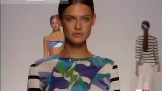 "Fashion Show ""Emilio Pucci"" Spring Summer 2006 Milan 1 of 4 by Fashion Channel"