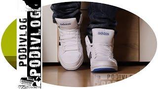 ADIDAS Mens Hoops Mid Lth Sports Shoes review | adidas cipő bemutató