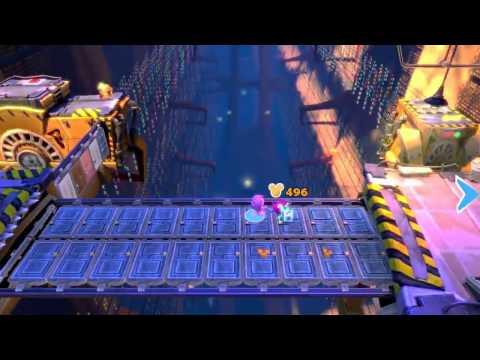 Disney Universe: Monsters Inc, Door Factory |