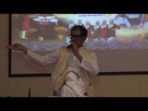 Dr. Chandra Bhanu Satpathy Speech
