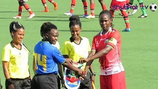Final Tanzania 0 - 2 Kenya Cecafa women Challange Cup 2019 Penalt ya Kenya